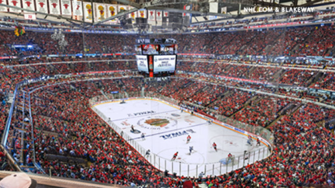 getting to the blackhawks game the best chicago info